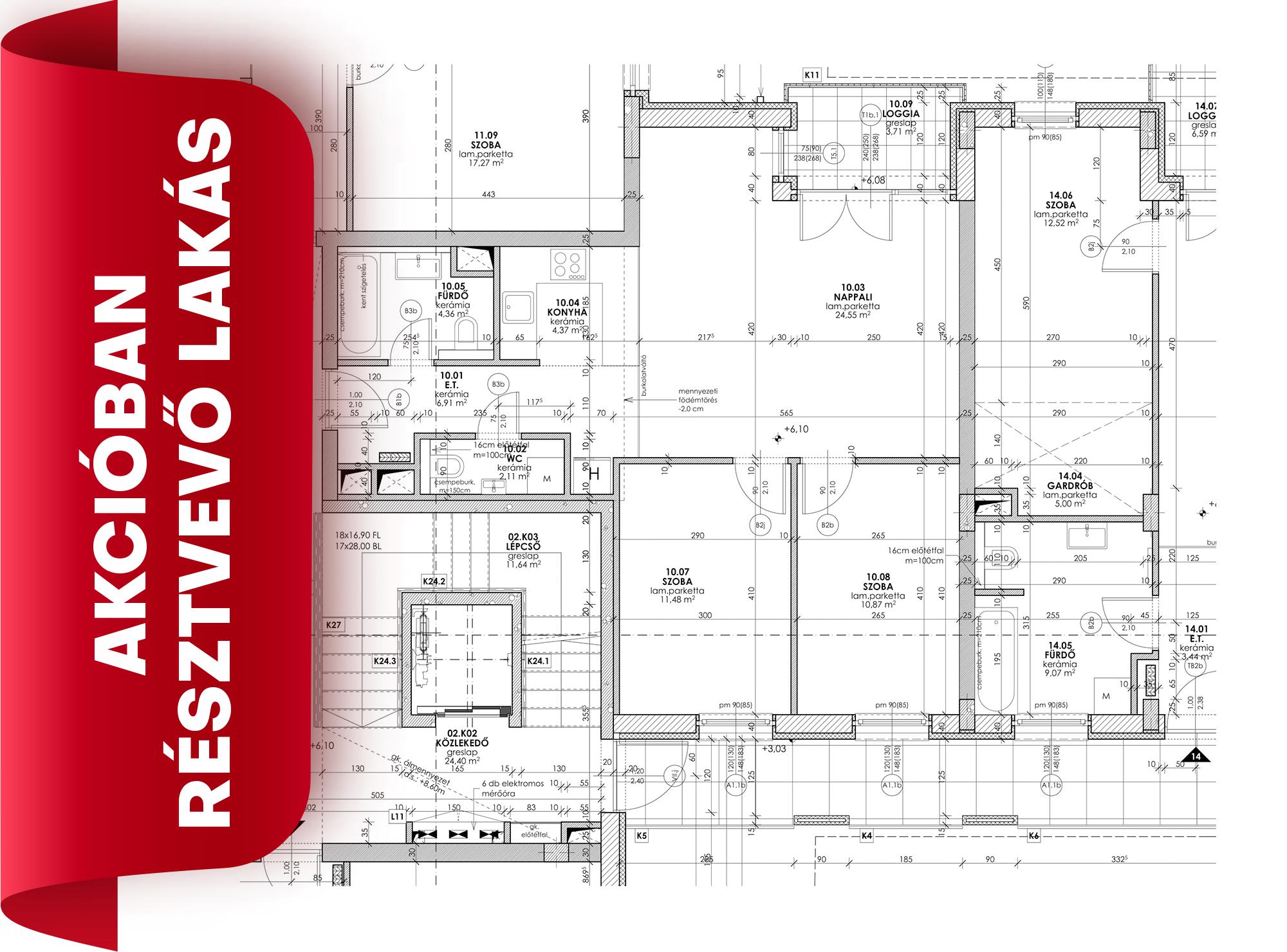 Kucsma 12 – II. emelet 10