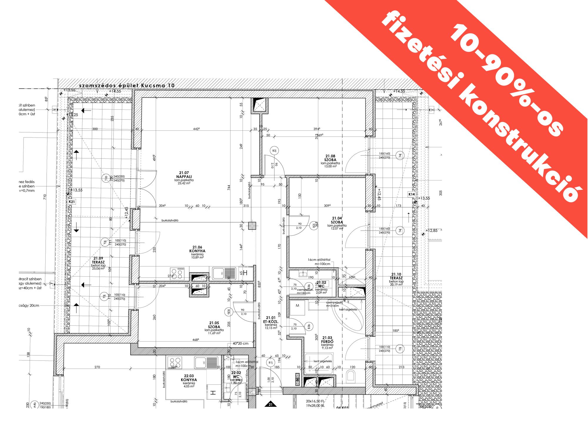 Kucsma 12 – IV. emelet 21